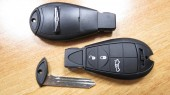 Корпус для SmartKey CHRYSLER, 3 кнопки (kchr024)