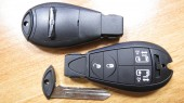 Корпус для SmartKey CHRYSLER, 4 кнопки (kchr034)